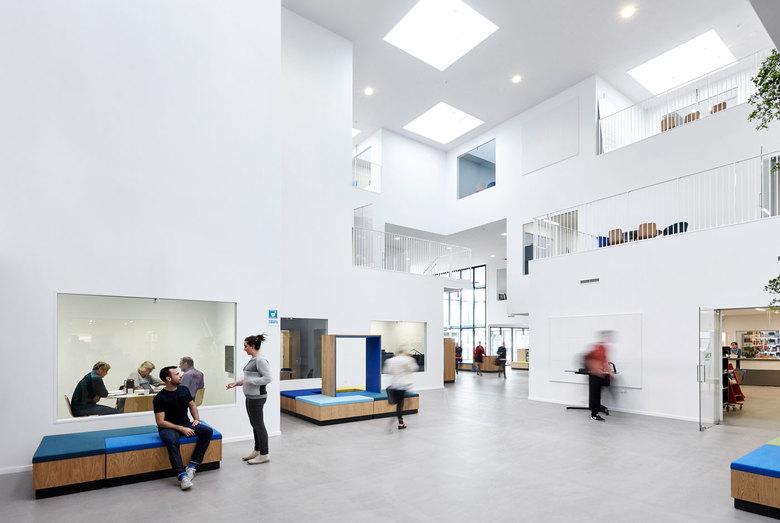 UCN Campus in Aalborg ADEPT